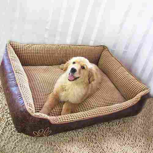 Best Dog Beds For Golden Retrievers Top 4 Puppy